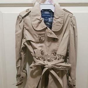 Ralph Lauren trench coat toddler 24m